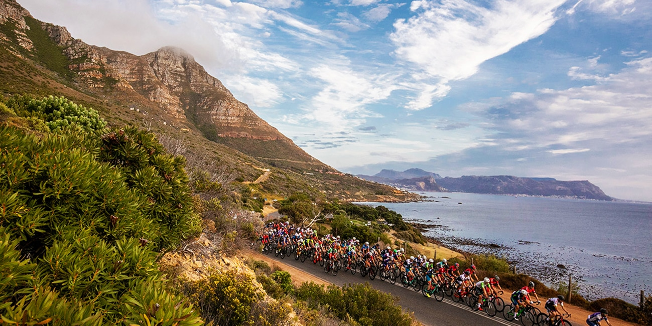 sling cycles to take part in the cape town cycle tour 2021 event